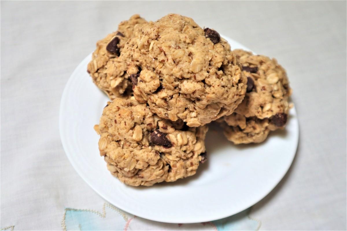 The Best Lactation Cookies  Celine-7845